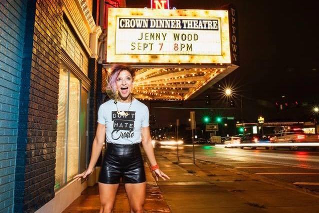 Jenny Wood Music – Crown